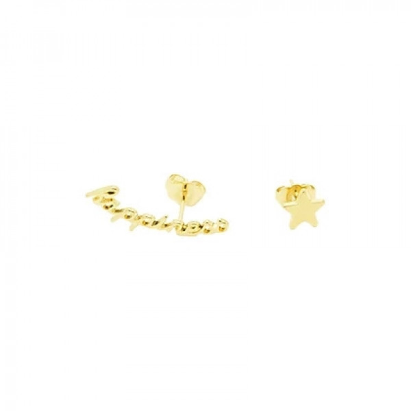 Mya Bay Earrings - Star Happiness