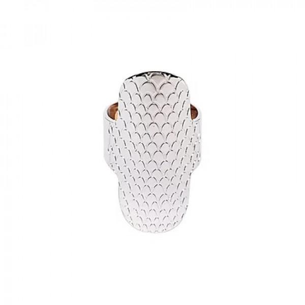 Mya Bay Ring - Python oval