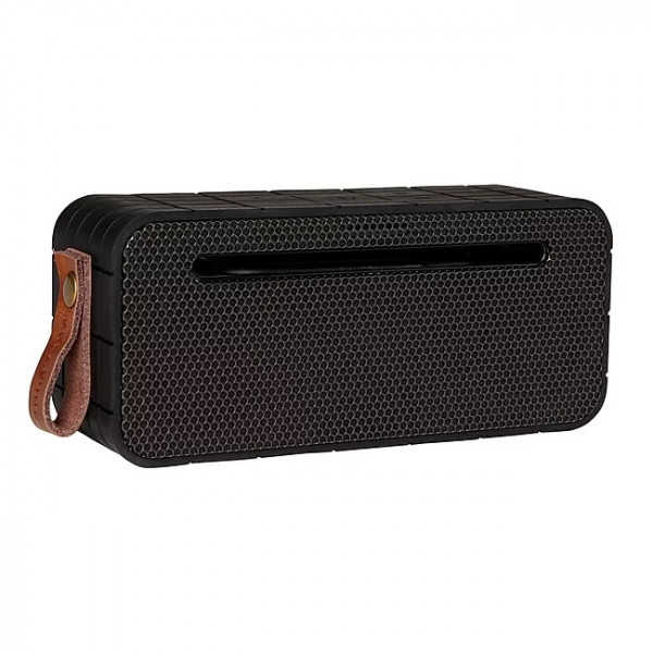 aMOVE, Black Edition Bluetooth speaker w. power bank