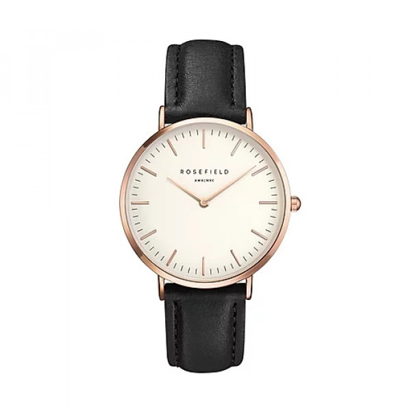The Bowery White Black Rose gold