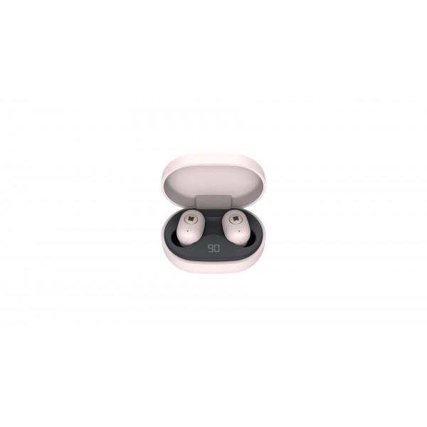 aBEAN, Dusty Pink / Gold In-ear headphones