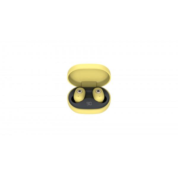 aBEAN, Fresh Yellow / Gold In-ear headphones