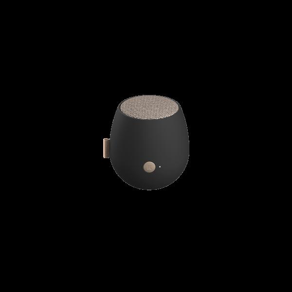 aJAZZ, Black Stylish Bluetooth Speaker