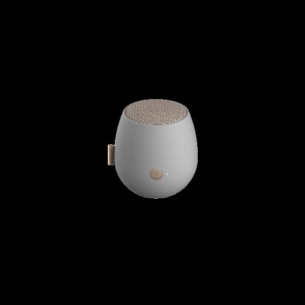 aJAZZ, Cool Grey Stylish Bluetooth Speaker