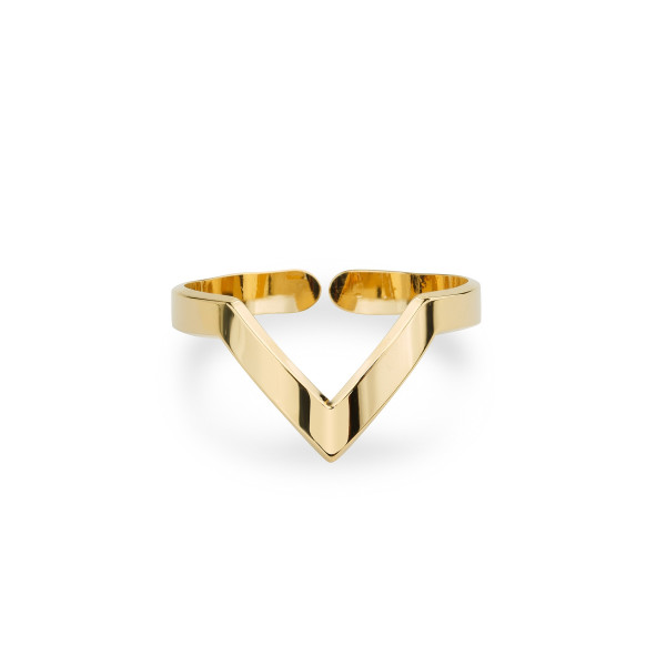 Mya Bay Ring - V Shaped
