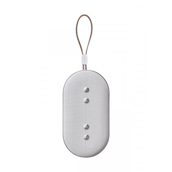 BRINGone Bluetooth Speaker, White