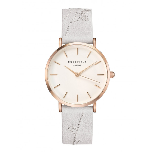 The City Bloom Lily White Rose gold