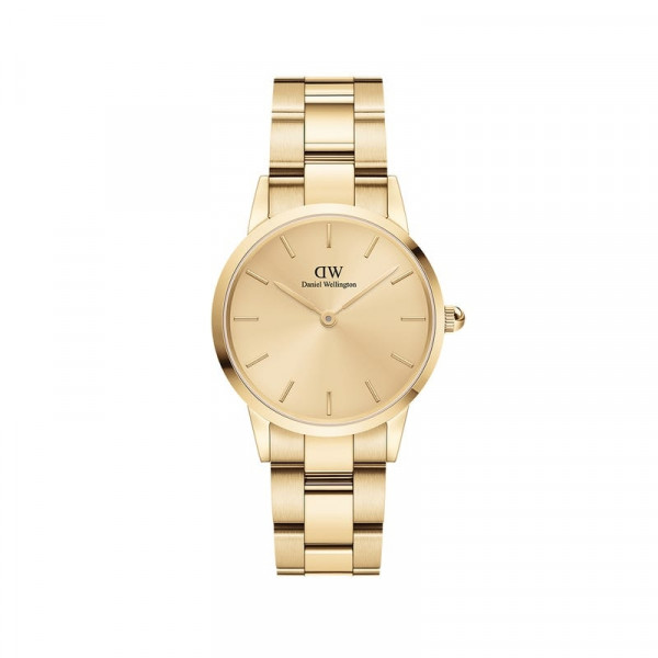 DW - Iconic Link Unitone Gold 28mm