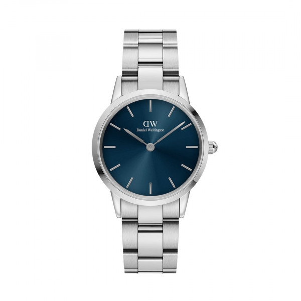 DW - Iconic Link Arctic Silver 32MM | 36MM | 40MM