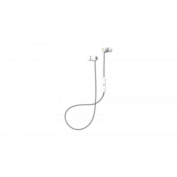 aVIBE, White In-ear headphones